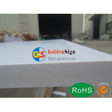 5-18mm Environmental High Light Waterproof PVC Foam Board