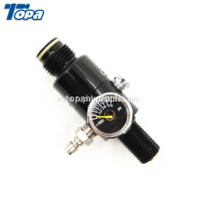 Paintball co2 cylinder bottle co2 adaptador de regulador