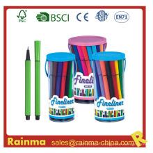 Водяная краска Felt Pen 12 PCS в ковше