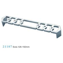 Poignée de meuble de meuble en alliage de zinc (21107)