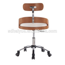 very good and better selling nice oak wooden arts & fashionable home office chair ; desk chair; clerk chair