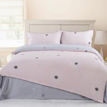 Conjuntos de cama de venda quente / folha de cama de conforto