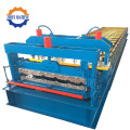 CNC Color Steel Sheet Glazed Steel Tile Roll Forming Machine