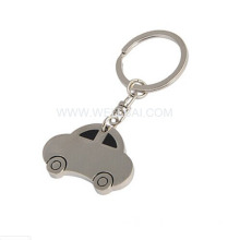 Wholesale Metal Car Shaped Keychain for Anniversary Souvenir