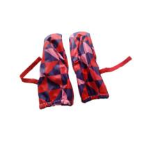 Überprüfen Sie PU Regen Fausthandschuh für Baby/Kind