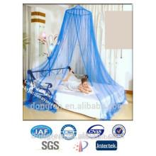 Moustiquaire moustiquaire moustiquaire moustiquaire cercle suspendu en acier inoxydable pop up canopy avec moustiquaire en dentelle pour DRCMN-1