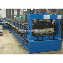 piso de bobina de chapa de acero cubierta lamina hecha a máquina en china