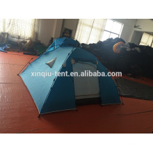 good quality automatic double layer 1-2 man tent