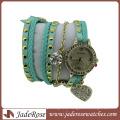 2014 Wholesale Fashion New Leather Watch