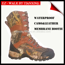 Camoflage waterproof hunting boots