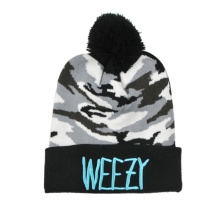 Top Ball Warm Knitted Hats Sombreros Beanie