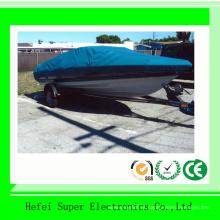 Capa de barco de tecido oxford revestido de PVC super qualidade
