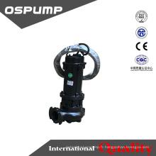 Pompe immersible WQ / QW pompe centrifuge verticale de haute qualité