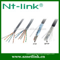 2016 hot selling cat5e/cat6 utp/FTP/STP lan cable