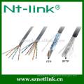 2016 горячий продавая кабель cat5e / cat6 utp / FTP / STP lan