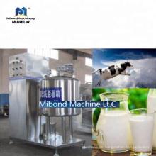 Nahrungsmittelgrad 50L Sterilisator-Industrie-Standardversorgungs-Molkereimilch-Pasteurisierungs-Maschinerie