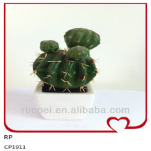 Chine En gros Mini plantes artificielles de cactus pour Home Decor