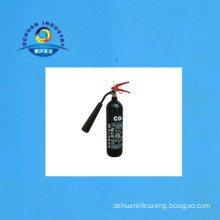 Black Color Carbon Dioxide Fire Extinguisher 7kg with Good Quality and Low Price