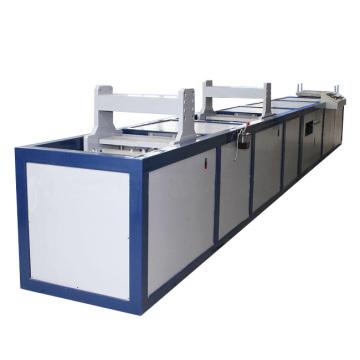 Machine de pultrusion de fibre de verre de 10 T FRP / pultrusion line