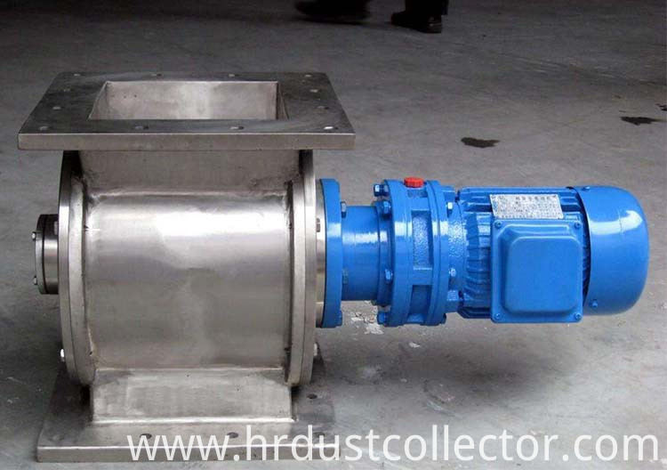 Stainless steel discharge valve