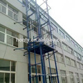 Hot sale 1 ton outdoor goods hydraulic lift table