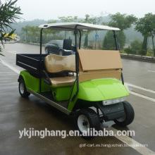 Nuevo carrito de golf / carrito de golf con transporte