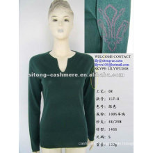 WOMENS PULLOVER CASHMERE