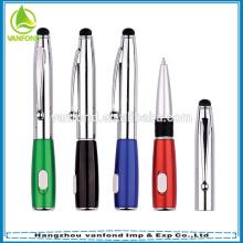 3 en 1 Multi funcional del lápiz con luz directa