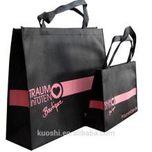 Бесплатный образец Eco-содружественный Non сплетенный полипропилен сумка