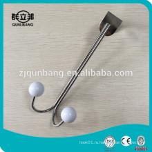 Металлическая проволока с одним крючком для одежды