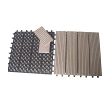 WPC Tile, Outdoor Tile, WPC Decking Tile
