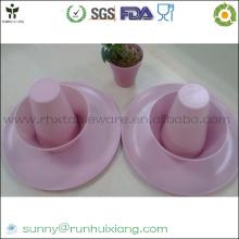 Устойчивая кухонная посуда из бамбука