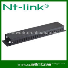 2U Horizontal Tray rack cable management