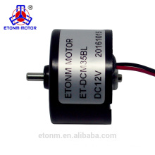 12v 30000rpm dc brushless motor manufacture