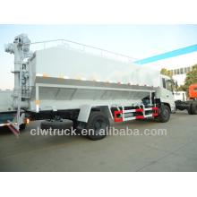 4x2 dongfeng caminhões de descarga de alimentação em massa
