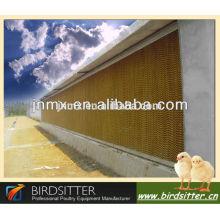 Meilleur équipement de système de refroidissement de ferme de volaille pour les poulets de chair et les éleveurs