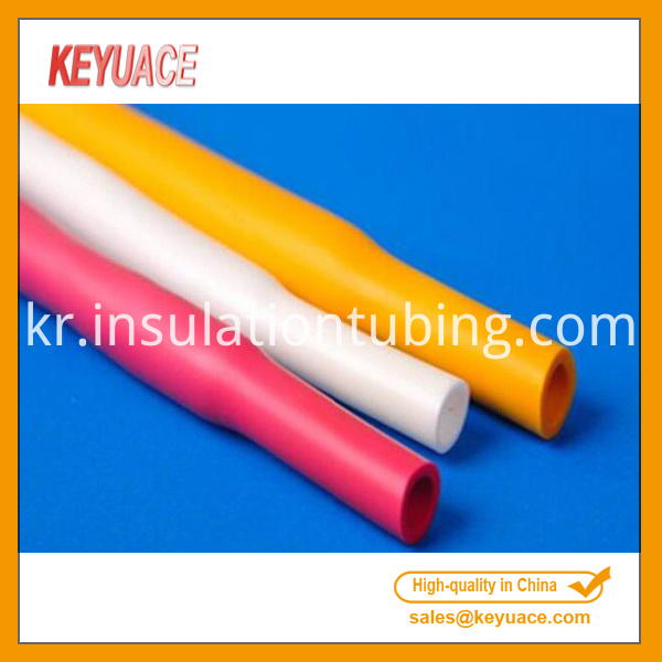 Heat Shrinkable Silicone Rubber Tube