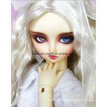 ODM / OEM Vinyl Figurine modelo de plástico DIY ICTI regalo de Navidad de juguete