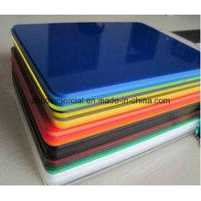 Feuille acrylique bon marché (matériel chinois)