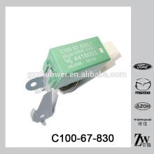 Standard DC 12V relais automobile OEM: C100-67-830 verrouillage de porte relais pour Mazda Premacy Miata