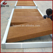 Wall Cooling Pad for Poultry Houses / Farms
