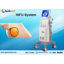 Hifu para Wrinkle Smooth / 13mm Hifu Machine / Ultrasonido Face Lift Hifu