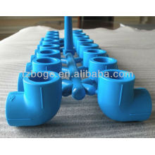 plastic elbow mould