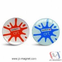 Ímãs de refrigerador da resina 3D (JM08-2)