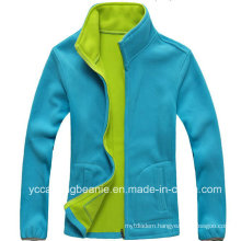 Ladies Sport Outdoor Polar Fleece Jacket