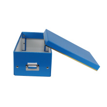 Тканевый складной картонный ящик для хранения кроссовок APEX