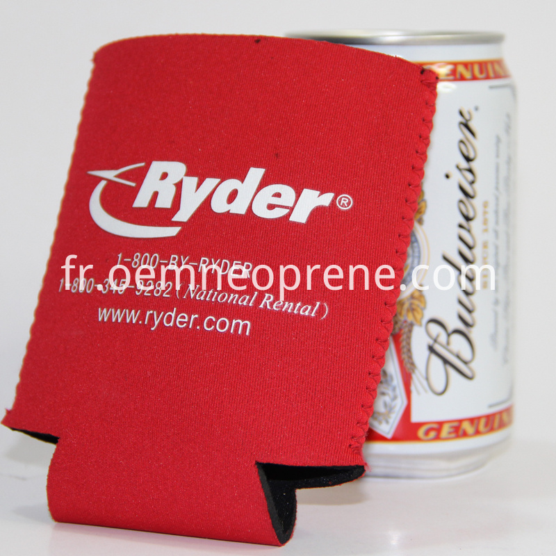 Alt Promotional Beer Can Cooler