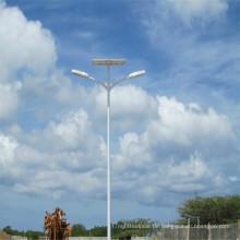 Doppelarm-Solarstraßenlaterne 36W, 40W, 50W, 60W, LED-Lampe