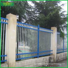 Barres en fer forgé blanc à revêtement en poudre à vendre