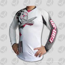 Sublimation Printed Rash Guard, Blank Long Sleeve MMA Rashguard